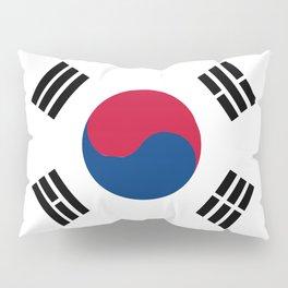 South Korean Flag Pillow Sham