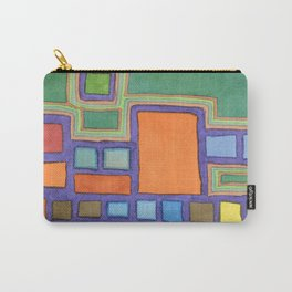 Modern Earthquake Safe Home Carry-All Pouch