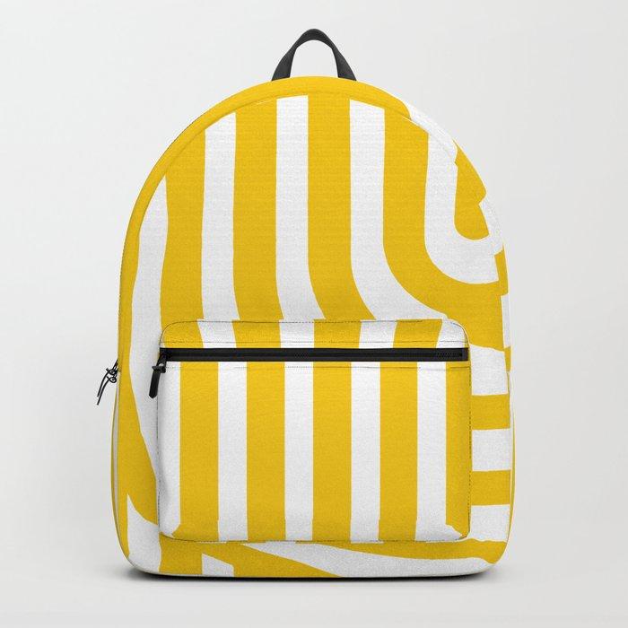 U, Backpack