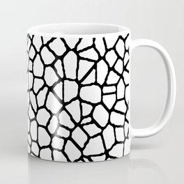 staklo (white with black) Coffee Mug