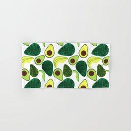 Avocados Hand & Bath Towel