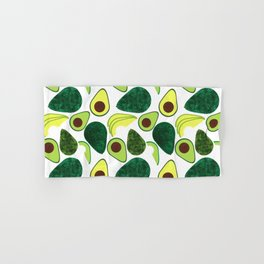 Avocados Hand & Bath Towel
