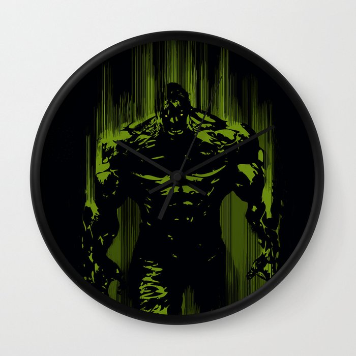 The Green Thing Wall Clock
