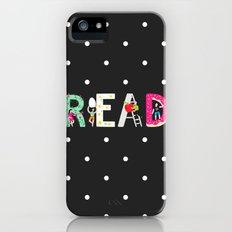 Read. iPhone SE Slim Case