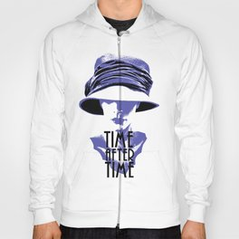 Time After Time Bleu Hoody