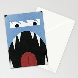 Ragin' Yeti Stationery Cards