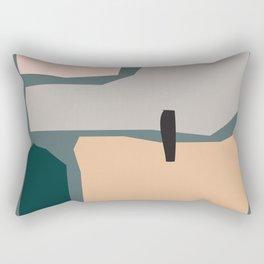 // Shape study #20 Rectangular Pillow