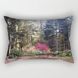 Sacred Grove Rectangular Pillow