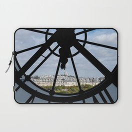 Paris from Musee d'Orsay Laptop Sleeve