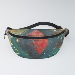 Energy of Red Fanny Pack