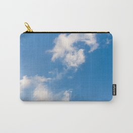 Cloud in a Blue Sky Carry-All Pouch