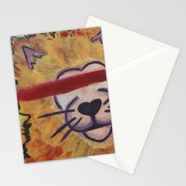 Save The Lions Stationery Cards