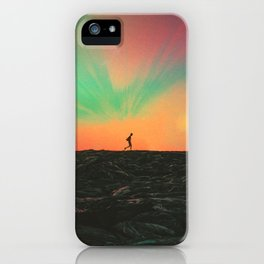 The Wanderer iPhone Case