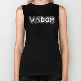 WISDOM Biker Tank