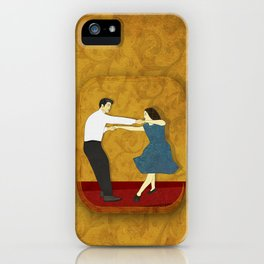 Swing Dance iPhone Case