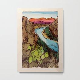 Big Bend National Park Metal Print