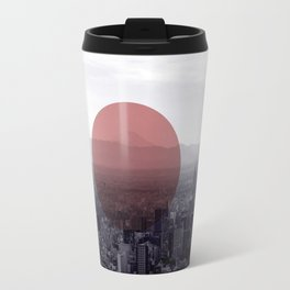 Fuji in the Distance - Remastered Travel Mug