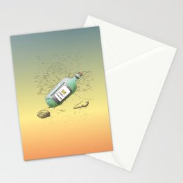 New Message Stationery Cards