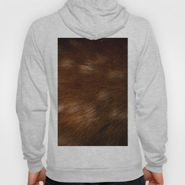 Deer Fur Hoody