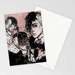 skunk frank Stationery Cards