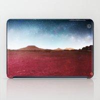 milky way iPad Cases featuring Milky Way by Sisti | Steve Falcon