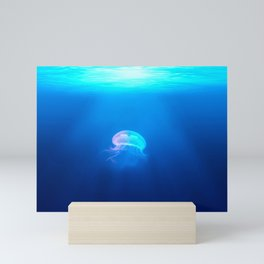 A Jellyfish Mini Art Print