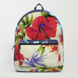 Paradise Party Backpack