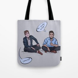 Buzzfeed Unsolved, Are ghosts real? Tote Bag