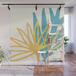 Happy Summer Abstract Wall Mural