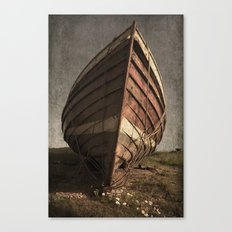 One Proud Boat Canvas Print