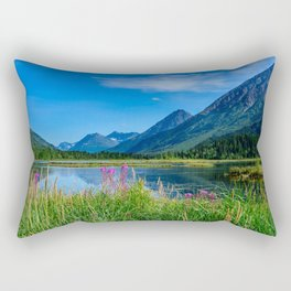 God's Country 4129 - Alaska Rectangular Pillow