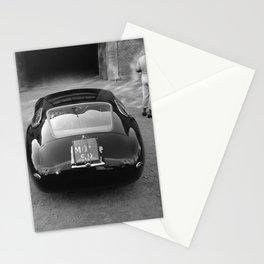 1957 4.5 Coupe, Modena, Italy Italian Sport Car Factory Photography Stationery Cards