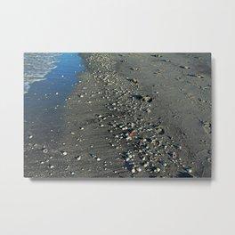 Caspersen Beach- horizontal Metal Print
