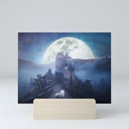 Never Cry Wolf Mini Art Print