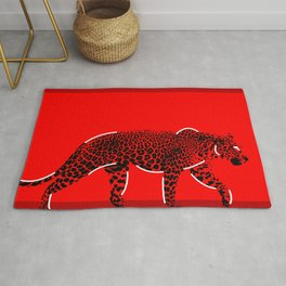 Big Cat Power Rug