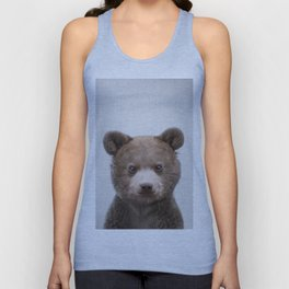 Baby Bear - Colorful Unisex Tank Top
