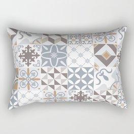 Azulejos Lisbon Portugal Rectangular Pillow