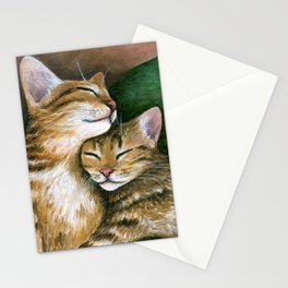 Cat 603 Stationery Cards