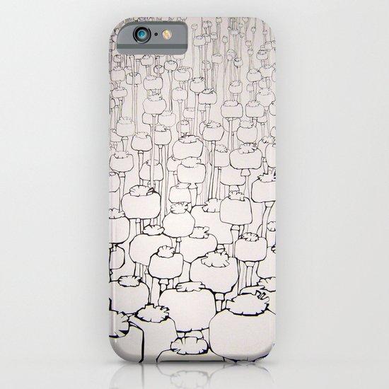 Poppy Field iPhone & iPod Case
