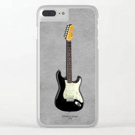 The 59 Stratocaster Clear iPhone Case