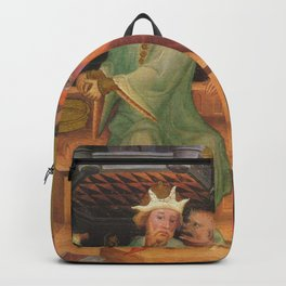 Master Bertram - Untitled Backpack