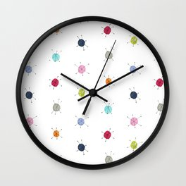 Jetson Dot Wall Clock