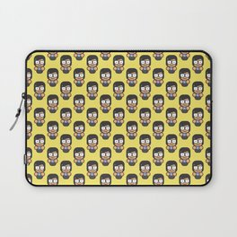 Tina Pattern Laptop Sleeve