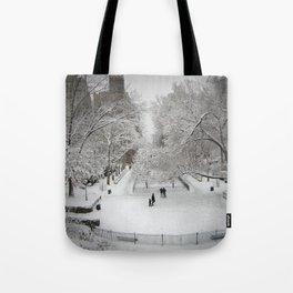 Cold Serenity. Tote Bag