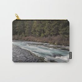 Metolius River near Wizard Falls Carry-All Pouch