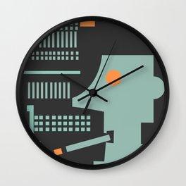 Jazz Man Wall Clock