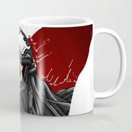 The black symbiote Coffee Mug