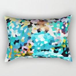 Colorful Moments Rectangular Pillow