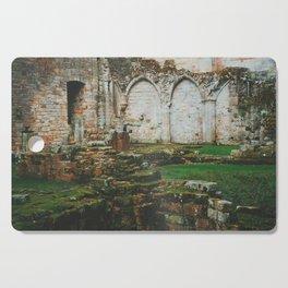 Culross Abbey - Scotland Cutting Board