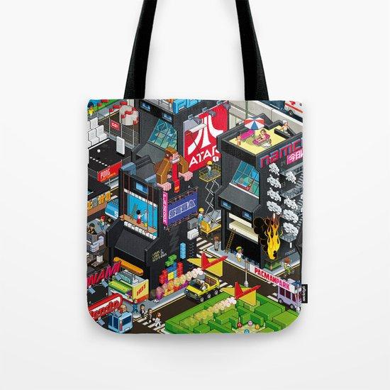 GAMECITY Tote Bag